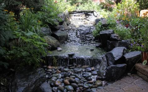 The Abbey Home Landscape Design Project