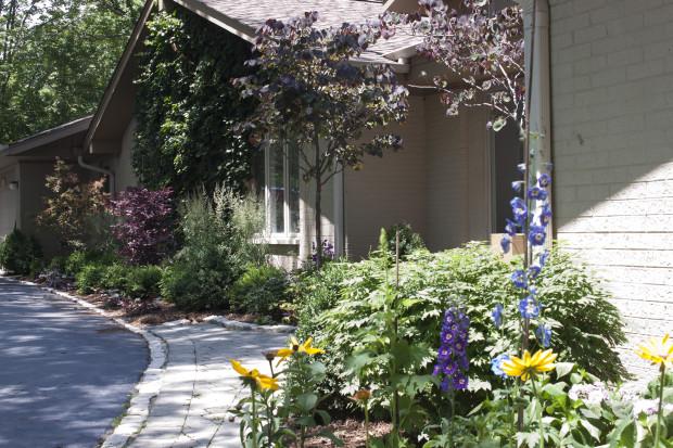 Glenview Landscape Design Project