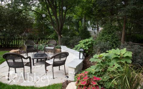 Wilmette Landscape Design Project